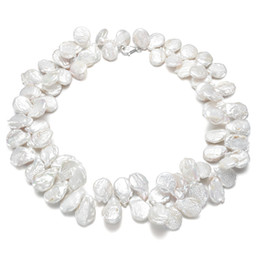 1848a46519514 Real White Pearl Choker Necklace Online Shopping | Real White Pearl ...