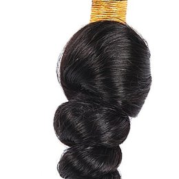 6a quality hair online shopping - 6A The high quality Virgin Brazilian Loose Wave Hair Extension Human Hair Hair Weave Piece