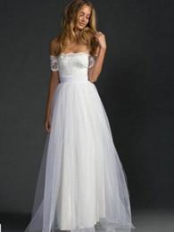 $enCountryForm.capitalKeyWord Canada - Simple Camo Wedding Dresses Cheap Sweetheart A Line Tulle Wedding Guest Dress Bridal Gowns Floor Length Zipper Bridesmaid Dress size S-5XL
