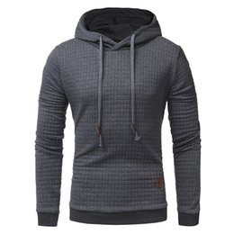 geometric hoodie UK - Hoodie Men Men Men's Long Sleeve Hoodies Ladies Leisure Fashion Hoodies Slim High-quality long-sleeved Sweatshirt S-3XL