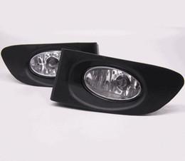 $enCountryForm.capitalKeyWord UK - Car Fog Lights for Honda JAZZ  FIT 2003-2007 Clear Halogen Bulb:H11-12V 55W Front Fog Lights Bumper Lamps Kit