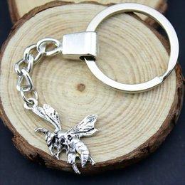 6 Pieces Key Chain Women Key Rings Couple Keychain For Keys Mosquito 29x18mm 7b554cb94b