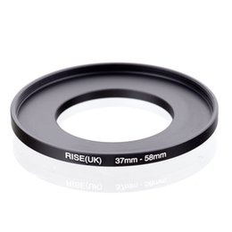 Adapter Ring 58 Mm Australia - adapter mp4 37-58 37 MM - 58 MM 37 to 58 Step UP Ring Filter Adapter hot salefreeshipping