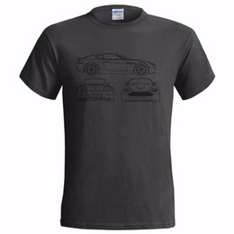 $enCountryForm.capitalKeyWord Australia - ASTON MARTIN VANTAGE 2005 V8 TECH DRAWING MENS T SHIRT CLASSIC CAR GRAND TOURER Casual Funny free shipping Unisex tee gift