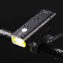 Flashlight Torch Usb Rechargeable Australia - USB Rechargeable Bike Light LED Flashlight Front Handlebar XPG LED Cycling Led 4 Modes Light 18650 Battery Flashlight Torch