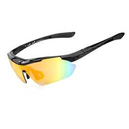 Boys Bike Bicycle cycle online shopping - 2018 anti fog sport glasses lens polarized cycling sunglasses men women Polarized Cycling Bike Bicycle Sun Glassess Glasses Goggles set