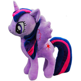 $enCountryForm.capitalKeyWord UK - My Pet Little Doll New Cotton Plush Toy Action Figures Friendship Is Magic Twilight Sparkle