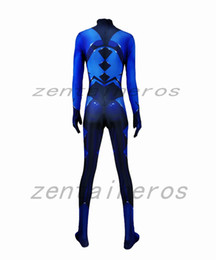 Male Lycra Suit Australia - Klaxosaur Princess Darling in the Franxx 001 Cosplay Bodysuit 3D Imprimer Lycra Spandex Zentai costume Halloween Party suit