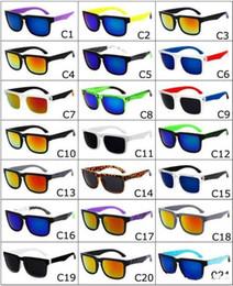 $enCountryForm.capitalKeyWord Australia - HOT Brand Designer Spied Ken Block Helm Sunglasses Fashion Sports Sunglasses Oculos De Sol Sun Glasses Eyeswearr 21 Colors Unisex Glasses