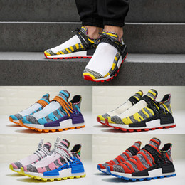 $enCountryForm.capitalKeyWord Canada - New colors men Human Race fall sneakers Pharrell Williams designer 2019 originals women fashion trail running shoes with box size 36-45