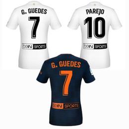 11f351afc 2018 2019 La Liga Soccer Jersey 18 19 home away PAREJO S.MINA KONDOGBIA  RODRIGO M. G.GUEDES men kids boys best quality football shirts