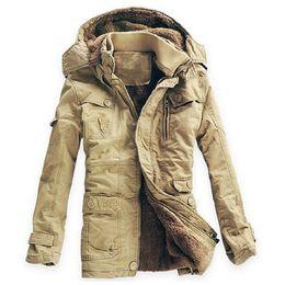 $enCountryForm.capitalKeyWord NZ - Winter Jacket Men Hooded Thick Warm Parka Mens Fashion Casual Medium-Long Windproof Overcoat Jaqueta Masculino Casaco Size 5XL C18111201