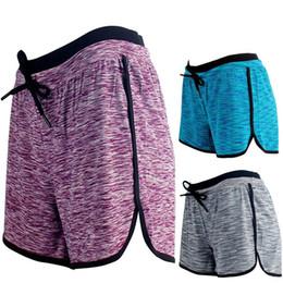 $enCountryForm.capitalKeyWord UK - Women Loose Yoga Shorts Running Gym Fitness Shorts Workout Sport Trousers Pajama Elastic Waistband Short pants #2j09