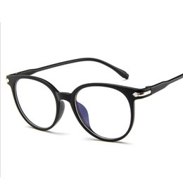 d1687ddb923 Fashion Women Transparent Glasses Frame Men Retro Eyeglasses Frame Vintage  Round Clear Lens Glasses Myopia Optical Spectacle Fram