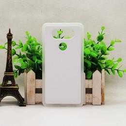 $enCountryForm.capitalKeyWord Australia - 2D Sublimation Silicon Case For LG G3 G5 G6 V20 V30 Q6 G4 G7 K10-2017 TPU+PC Rubber soft Blank Heat transfer Phone Cover