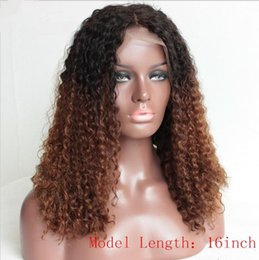 $enCountryForm.capitalKeyWord NZ - New Arrive Human Virgin Brazilian Hair Lace Front Wigs Ombre T1B 30# Natural Black Burgundy Color