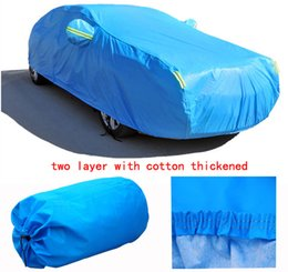 $enCountryForm.capitalKeyWord NZ - For infiniti q50 q70 esq qx ex jx fx firm two layer Car covers with cotton thicken waterproof Anti UV Snow Dust covers of car