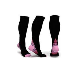 $enCountryForm.capitalKeyWord UK - 30pairs NEW Men and women Compression Socks gradient Pressure Circulation Anti-Fatigu Knee High Orthopedic Support Stocking AP194g