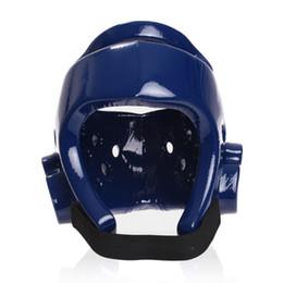 $enCountryForm.capitalKeyWord NZ - 2017 Professional Fitness Sport Safety Helmet Punch Taekwondo Kick Boxing Karate Heet Head Guard Gear Sparring Protector S -Xl