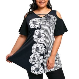 c87eb95a72e long tunic tops plus size 2019 - Plus Size 5XL 2018 Womens Tops and Blouses  Tunic