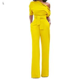 41fdfca5282 Off white rOmpers jumpsuits online shopping - ISHINE Women Off Shoulder  Jumpsuits Elegant Ladies Black Party