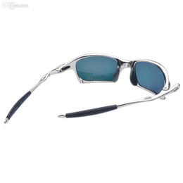 juliet sunglasses UK - Wholesale-Original Aolly Juliet X Metal Riding Sunglasses Goggles Romeo Cycling Men Polarized Glasses Oculos Brand Designer CP004-3