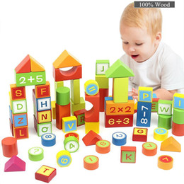 $enCountryForm.capitalKeyWord NZ - 100 Pieces mathematics and letters building blocks children educational kids wooden bricks Basic stacking toys Free Ship Factory Price Sale