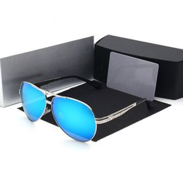 f2424042b4 Brand Mercedes Classic Men Aluminum Frame Sunglasses HD Polarized UV400  Mirror Male Sun Glasses Women For Men 737