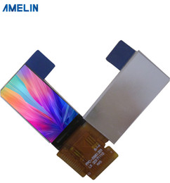 lcd screen sizes NZ - Small size 0.96 inch 80*160 tft lcd screen with 4-SPI IPS viewing angle display from shenzhen amelin panel manufacture