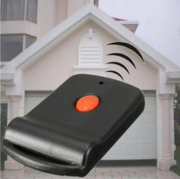 Wireless Door Key Australia - Mini Wireless Remote Garage Control Key Door Gate Opener Transmitter Fit For 300 MHz Multicode Gate Garage Door Opener OOA4969