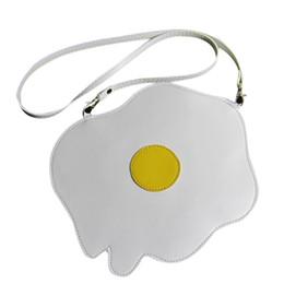 Egg slot online shopping - New Fashion Women Bags Handbag Shoulder Bag Poached Eggs Ladies Purse Cute Handbags High Quality Kawaii Bolsas Feminina