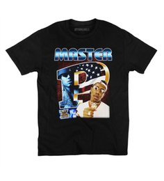 Chinese  Master P Vintage Style T-Shirt 90s Rap Tee No Limit Records Bout It Bout It ASAP Mens 2018 fashion Brand T Shirt O-Neck manufacturers