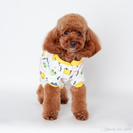 Cloth Bouquet Australia - Summer dress dog clothes SMALL MEDIUM LARGE Tracksuit Supplies product for animalsII-072