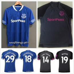newest 2018 2019 Everton adult soccer jersey DIGNE 2018 2019 André Gomes  mina Walcott CENK TOSUN SIGURDSSON KLAASSEN football Jerseys shirt d3bc6f77a