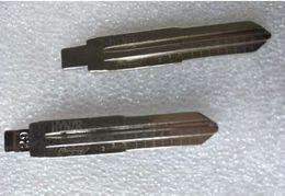 Chevy Wholesale Australia - Free Shipping 10pcs lot Engraved Line for kIA Hyundai 2 in 1 LiShi HYN7R Flat teeth blank