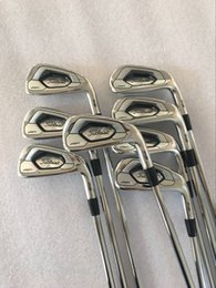 Golf club iron headcovers online shopping - Fast Shipping TOP Quality AP3 Golf Irons P Free HeadCovers Kind Shaft Steel Graphite Regular Stiff