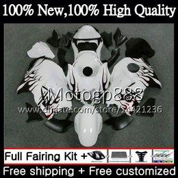 $enCountryForm.capitalKeyWord NZ - Red flames Body For SUZUKI Hayabusa GSXR1300 96 97 98 99 00 01 56PG13 GSXR 1300 GSX R1300 GSXR-1300 02 03 04 05 06 07 Fairing Bodywork