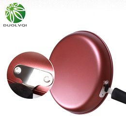 Stick potS online shopping - Cast Iron Duolvqi Saucepan Skillet Non Stick For Cooking Pot Copper Cast Iron Frying Pan With Ceramic Coating And Induction Cooking Pans