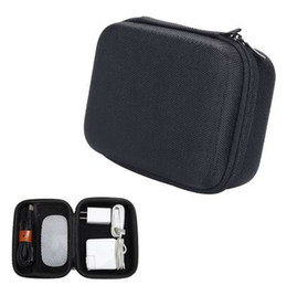 multifunctional mouse Canada - 2.5 Inch External Storage Bag HDD SSD Hard High-Capacity Case Bag Multifunctional Protective Box Support Earphone Mouse
