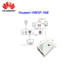 Huawei HWSP - 368 séparateur VDSL de signal sonore haute fréquence basse fréquence et filtre de signal d'ordinateur