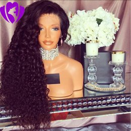 Long White Blonde Front Lace Wig NZ - 10-30inches Long Synthetic lace front Wigs For Black Women kinky Curly Natural Black Red brown  blonde burgundy color Wigs Heat Resistant
