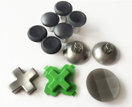 Discount xbox one elite - 11 Pcs Wireless Controllers Replacement Swap thumbsticks and D-pads for Xbox one Controller Xbox One Elite Wireless Cont