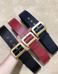 $enCountryForm.capitalKeyWord NZ - Brand belt Dio designer belts for women mens luxury leather belts pin buckle belt 5cm width genuine leather belts for women