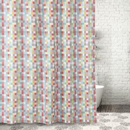 $enCountryForm.capitalKeyWord Canada - 180*180CM 3D HD Digital Printed Shower Curtains Waterproof Moisture-proof Bathroom Curtains Case Decorative Shower curtains with 12 hooks