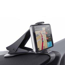 Опт Прочный новый держатель для крепления держателя для подносов с черным автомобилем для мобильных устройств
