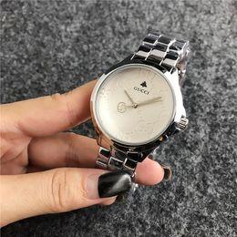 Vente en gros 2019 montres de luxe chaudes Marque femmes hommes dz montres à quartz montre-bracelet big bang Montres pour Hommes Montres DZ Femmes INVICTA ga coac