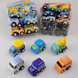 $enCountryForm.capitalKeyWord Australia - Kids toy car model wholesale Baby children's toy car pull back inertial toy car 6 packs each