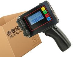 Venta al por mayor de Impresión bidireccional T-0 Impresora inteligente de inyección de tinta inteligente 60M / S Fecha de producción Codificador de producción Edición de cartón OEM Packaging Spray WiFi Connect Conectar X52