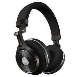 Active Basses UK - T3 Active Noise Cancelling Turbine Dynamic Powerful Deep Bass Sounds Hifi Headset Stereo Wireless Bluetooth Headphone Mic for Gaming 650mAh