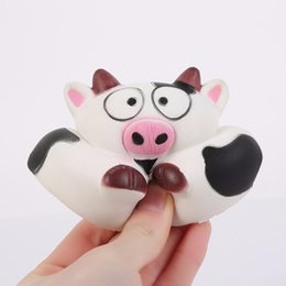 $enCountryForm.capitalKeyWord UK - Brand New Squishy Bun Milk Cow Squishies Jumbo Slow Rising Phone Strap Big Fragrance Rebound Bread DHL Free Shipping